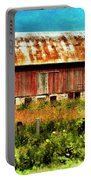 Red Barn No.1 Portable Battery Charger