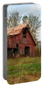 Red Barn Putnum County Portable Battery Charger