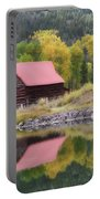 Red Barn Reflections Portable Battery Charger