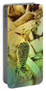 Red Bellied Dream Portable Battery Charger