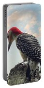 Red-bellied Woodpecker - Tree Top Portable Battery Charger