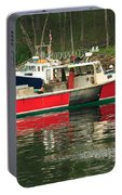 Red Boat Portable Battery Charger