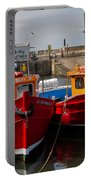 Red Boats Portable Battery Charger
