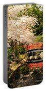 Red Bridge Reflection Portable Battery Charger