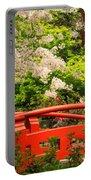 Red Bridge Springtime Portable Battery Charger