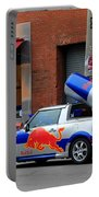 Red Bull Car Portable Battery Charger