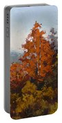 Red Bush Portable Battery Charger