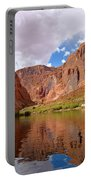 Red Canyon Reflections Portable Battery Charger