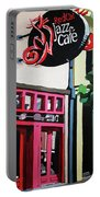 Red Cat Jazz Cafe Portable Battery Charger
