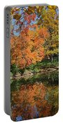 Red Cedar Banks Portable Battery Charger