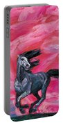 Red Cloud Horse Portable Battery Charger