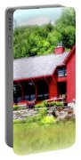 Red Cottage Portable Battery Charger