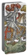 Red Cross Knight, 1598 Portable Battery Charger
