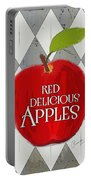 Red Delicious Apples Portable Battery Charger