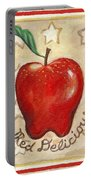 Red Delicious Two Portable Battery Charger