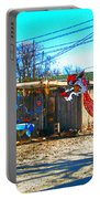 Red Dragon Portable Battery Charger