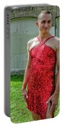 Red Dress Run - Nola 7 Portable Battery Charger