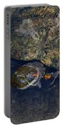 Red Eared Slider Turtle Portable Battery Charger