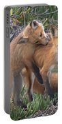 Red Fox Mama's Love Bite Portable Battery Charger