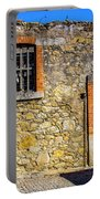 Red Gate, Stone Wall Portable Battery Charger