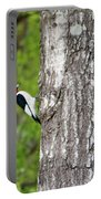 Red Head Bird Portable Battery Charger