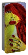 Red Headed Step Child Portable Battery Charger