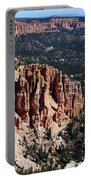 Red Hoodoos Of Bryce Canyon National Park Portable Battery Charger
