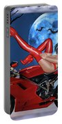 Red Hot Rider Portable Battery Charger
