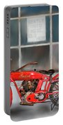 Red Hot Tail Gunner Portable Battery Charger