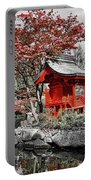 Red House Portable Battery Charger