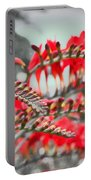 Red Lady Fingers Portable Battery Charger