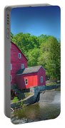 Red Mill Of Clinton New Jersey Portable Battery Charger