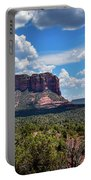 Red Mountain Top Portable Battery Charger