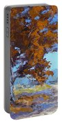 Red Oak Portable Battery Charger