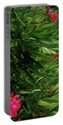 Red Oleander Arbor Portable Battery Charger