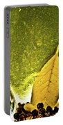 Red Pepper Bay Leaf And Thyme Portable Battery Charger