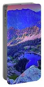 Red Pine Panorama Portable Battery Charger