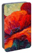 Red Poppy IIi Portable Battery Charger