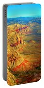 Red Rock Canyon Nevada Vertical Image Portable Battery Charger