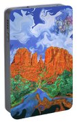 Red Rock Crossing Portable Battery Charger