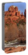 Red Rock Crossing Sedona Arizona Portable Battery Charger