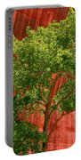 Red Rock Green Tree Portable Battery Charger