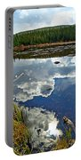 Red Rock Lake Fall Study 2 Portable Battery Charger