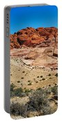 Red Rock Mountain Portable Battery Charger