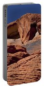 Red Rock Texture 2 Portable Battery Charger