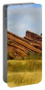 Red Rocks Portable Battery Charger
