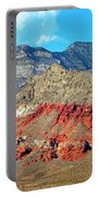 Red Rocks Nevada Portable Battery Charger