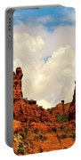 Red Rocks Of Sedona Portable Battery Charger