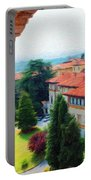 Red Roofs Portable Battery Charger