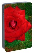 Red Rose 2 Portable Battery Charger